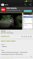Samsung Galaxy Note II - Apps - Installieren von Apps - Schritt 21