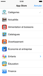 Apple iPhone 5s (iOS 8) - Applications - Télécharger une application - Étape 5