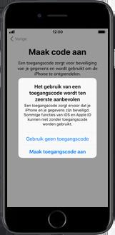 Apple iPhone 8 Plus (Model A1897) - Instellingen aanpassen - Activeer het toestel en herstel jouw iCloud-data - Stap 15