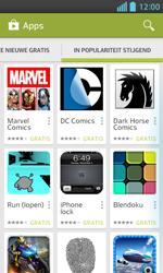 LG E460 Optimus L5 II - apps - app store gebruiken - stap 12