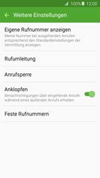Samsung A310F Galaxy A3 (2016) - Anrufe - Rufumleitungen setzen und löschen - Schritt 7