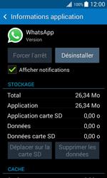 Samsung Galaxy Trend 2 Lite - Applications - Supprimer une application - Étape 6