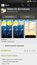 HTC One - Apps - Installieren von Apps - Schritt 17