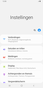 Samsung galaxy-note-8-sm-n950f-android-pie - Bluetooth - Aanzetten - Stap 3