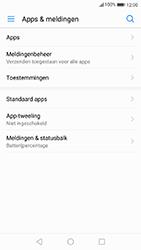 Huawei P10 - apps - apps afsluiten - stap 4