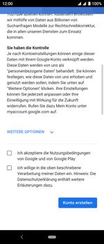 Sony Xperia 10 - Apps - Konto anlegen und einrichten - Schritt 16
