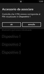 Nokia Lumia 1020 - Bluetooth - Collegamento dei dispositivi - Fase 7