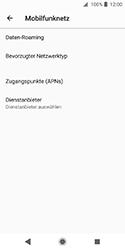 Sony Xperia XZ2 Compact - Ausland - Auslandskosten vermeiden - Schritt 8