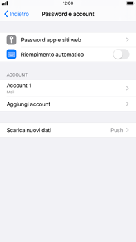 Apple iPhone 7 Plus - iOS 13 - E-mail - configurazione manuale - Fase 25