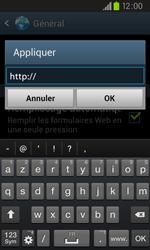 Samsung I9105P Galaxy S II Plus - Internet - configuration manuelle - Étape 23