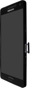 Samsung Galaxy A3 - SIM-Karte - Einlegen - 3 / 10