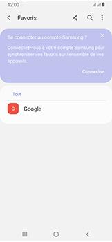 Samsung Galaxy A40 - Internet - navigation sur Internet - Étape 12