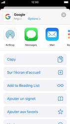 Apple iPhone SE - iOS 13 - Internet - Navigation sur Internet - Étape 5