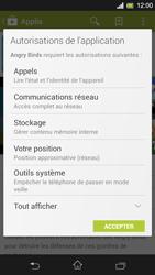 Sony Xpéria SP - Applications - Télécharger une application - Étape 18