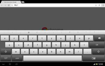 Sony Xperia Tablet Z LTE - Internet et roaming de données - Navigation sur Internet - Étape 6