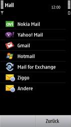Nokia N8-00 - E-Mail - Konto einrichten - Schritt 7