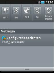 Samsung S5570 Galaxy Mini - internet - automatisch instellen - stap 3