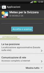 HTC Desire X - Applicazioni - Installazione delle applicazioni - Fase 15