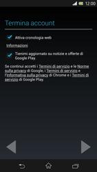 Sony Xperia Z - Applicazioni - Configurazione del negozio applicazioni - Fase 12