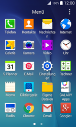 Samsung G388F Galaxy Xcover 3 - Anrufe - Rufumleitungen setzen und löschen - Schritt 3