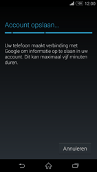 Sony Xperia Z3 Compact 4G (D5803) - Applicaties - Account aanmaken - Stap 15
