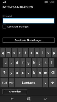Microsoft Lumia 640 XL - E-Mail - Konto einrichten - 17 / 22