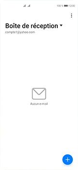 Huawei P40 - E-mails - Ajouter ou modifier votre compte Yahoo - Étape 9