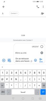 Huawei P Smart Z - Contact, Appels, SMS/MMS - Envoyer un MMS - Étape 11