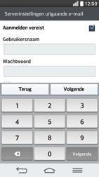 LG D620 G2 mini - E-mail - Account instellen (IMAP met SMTP-verificatie) - Stap 14