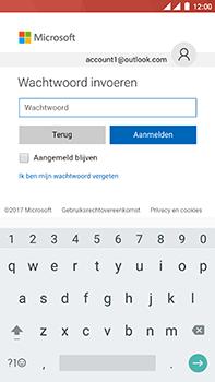 OnePlus 3 - Android Nougat - E-mail - handmatig instellen (outlook) - Stap 9