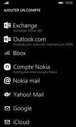 Nokia Lumia 530 - E-mail - Configuration manuelle - Étape 6