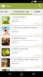 Sony Xperia Z2 - Apps - Herunterladen - 2 / 2
