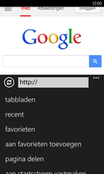 Nokia Lumia 1020 - Internet - Internetten - Stap 7