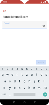 OnePlus 6T - Android Pie - E-Mail - Konto einrichten - Schritt 11