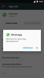 Nokia 3 - Apps - Eine App deinstallieren - Schritt 7