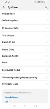 Huawei Y6 (2019) - Data - Maak een back-up met je account - Stap 4
