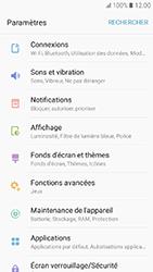 Samsung Galaxy A3 (2017) - Internet et roaming de données - Comment vérifier que la connexion des données est activée - Étape 4