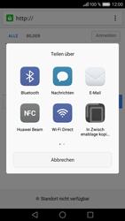 Huawei Huawei P9 - Internet und Datenroaming - Verwenden des Internets - Schritt 18