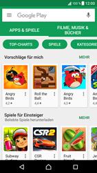 Sony Xperia XZ - Android Nougat - Apps - Konto anlegen und einrichten - Schritt 21