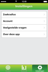 Apple iPhone 4S met iOS 5 (Model A1387) - WiFi - KPN Hotspots configureren - Stap 7