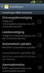 Samsung I9105P Galaxy S II Plus - MMS - probleem met ontvangen - Stap 6