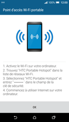 HTC One A9 - Internet et connexion - Partager votre connexion en Wi-Fi - Étape 16
