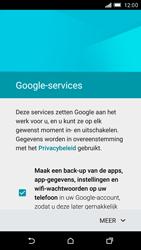 HTC One M9 - apps - account instellen - stap 13