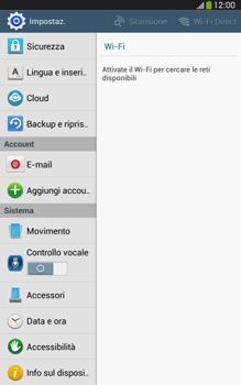 Samsung Galaxy Tab 3 8-0 LTE - Software - Installazione degli aggiornamenti software - Fase 5
