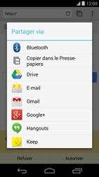 LG D821 Google Nexus 5 - Internet - navigation sur Internet - Étape 18