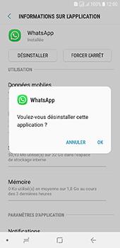 Samsung Galaxy J6 - Applications - Supprimer une application - Étape 7