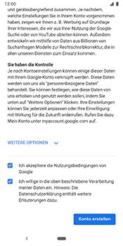 Google Pixel 3 - Apps - Konto anlegen und einrichten - 16 / 22