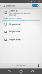 Sony Xperia Z3 - Bluetooth - Collegamento dei dispositivi - Fase 6