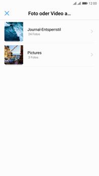 Huawei Mate 9 Pro - MMS - Erstellen und senden - 0 / 0