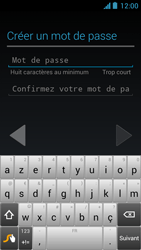 Acer Liquid Z5 - Applications - configuration de votre store d
